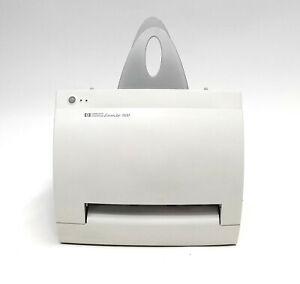 HP LaserJet 1100 C4224A Laserdrucker SW bis DIN A4 gebraucht