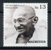 Mauritius Stamps 2019 MNH Mahatma Gandhi 150th Birth Anniv Famous People 1v Set