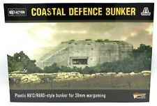 Bolt Action 842010002 Coastal Defense Bunker R612/R680 WWII Terrain Warlord NIB
