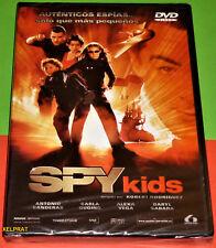 SPY KIDS - Edición 2 DVD -DVD R2- Precintada
