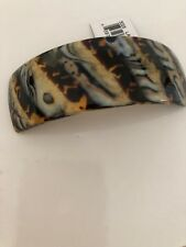 France Luxe Rectangle Volume Hair Barrette  ($32) w/tax