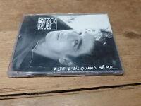 PATRICK BRUEL - J'TE L'DIS QUAND MEME !!! RARE CD SLIM CASE!!!!!!!!!!!!!!!!