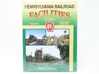 PRR Pennsylvania Railroad Facilities In Color Vol 7 by R. Yanosey - Morning Sun