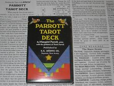 Tarot Cards Parrott Deck - Vintage Fortune Telling Magic Trick Read Future, Mind