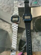 2 Vintage Casio Watches