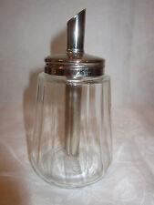 Vintage Honey Jar or Sugar/Cheese Shaker Jar w/ Lid & measure spout BMFN Germany