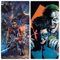 Nightwing #73  Main & Alan Quah Set Punchline NM 6/17/2020 Dc Comics Pre Sale