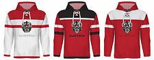 NEW 2018 Team Austria Hockey Hoodie NHL Vanek Grabner Raffl Pock Divis Nodl IIHF