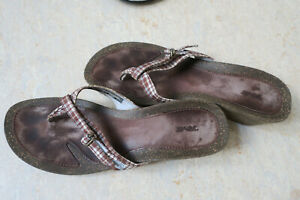 Teva Sandalen Sandaletten  Outdoorsandalen 41 Damen mit Fußbett SUPERBEQUEM