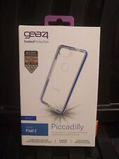 Gear 4 D30 Piccadilly Caja Del Teléfono Móvil-Google Pixel 2-Azul