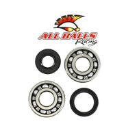 All Balls 24-1008 Crank Bearing & Seal Kit For 1998 Kawasaki KX125