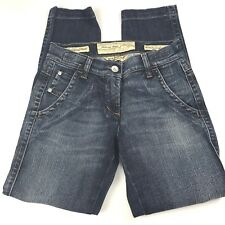 """Jacob Cohen Jeans Size 28 Mens Tailored Fit Slim Cropped Ankle Inseam: 27"""""""