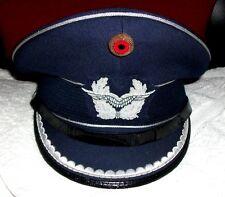 WW2 GERMAN (LUFTWAFFE) AIR FORCE PILOT DRESS UNIFORM CAP - ALBERT KEMPF KG Repro