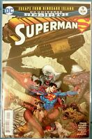 SUPERMAN #9 (REBIRTH 2016 DC Comics) Comic Book NM