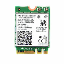 Intel Wireless-AC 9260 Dual Band 1730Mbps NGFF 9260NGW WiFi Bluetooth 5.0 Card