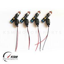 4 x 1400cc fuel injectors For HONDA 2006-2009 S2000 fit BOSCH EV14