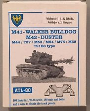 Friul Model 1:35 M41 Walker Bulldog M42 Duster Links ATL-80