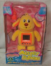 Le chien MISTER BIBOU genre Tamagotchi- Giochi Preziosi an 2000 Neuf