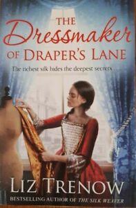 The Dressmaker of Draper's Lane - Liz Trenow (paperback 2019)