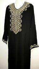 Abaya Maxikleid arabisches Kleid Gallaba Djellaba Abendkleid EID Festkleid XL