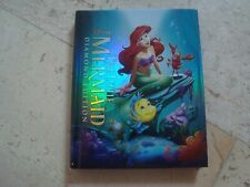 Disney THE LITTLE MERMAID Blu-Ray*rare*Diamond Edition DIGIBOOK structure cover