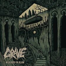 GRAVE - OUT OF RESPECT FOR THE DEAD  CD NEU