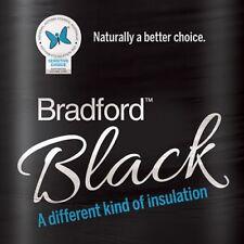 Bradford Black wall batts - R2.5 - 420 x 1160 (90mm thick - 3.9m2/pack) - VIC...