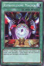 Riproduzione Magica YU-GI-OH! LCJW-IT101 Ita COMMON 1 Ed.