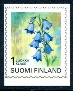 Finland 1998 Provincial Plant - Harebell, Self Adhesive, MNH / UNM