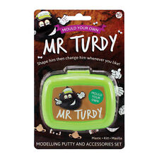 Mr Turdy Pocket Modelling Putty Gag Gift Prank Joke Poop Trick Toy