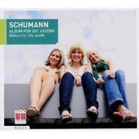 "NORMAN SHETLER ""SCHUMANN - ALBUM FÜR DIE JUGEND OP.68""  CD NEU"