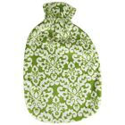 Acqua Sapone Fleece Jade Damask Fuzzy Cover for 2l Fashy Bottle (bottle not incl
