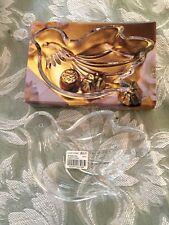 Mikasa Love Song Crystal Sweet Dish - WX035/502 - New in Box