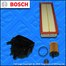 SERVICE KIT for PEUGEOT PARTNER 1.6 HDI BOSCH OIL AIR FUEL FILTERS (2005-2014)