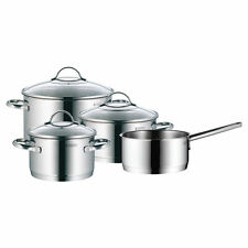 WMF Provence PLUS 7 Piece Set  18/10 Stainless Cookware *NEW*