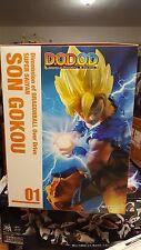 Megahouse D.O.D Over Drive Dragon Ball Z Super Saiyan Son Goku Figure