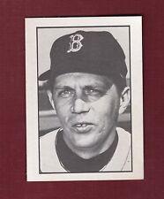 #101 DAN OSINSKI, Boston Red Sox Favorites (ca.1982 BOSTON GLOBE newspaper)