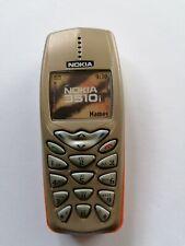 ☆ Nokia 3510i ☆ Handy Dummy Attrappe ☆ retro mobile ☆ Vintage ☆ Selten ☆ Sammler