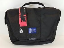 Timbuk2 Commute Slim Padded Laptop Messenger Bag Case Black - NEW W/ TAGS