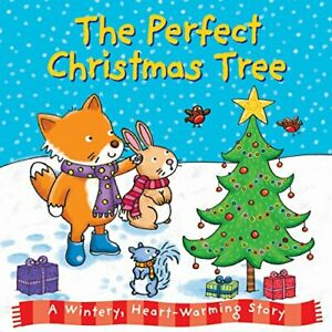 Baby Christmas Board Book - The Perfect Christmas Tree (Xm... by Igloo Books Ltd