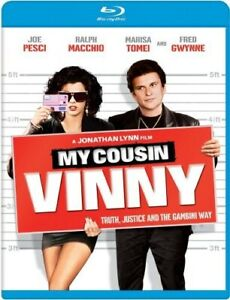 MY COUSIN VINNY (WS) NEW BLURAY