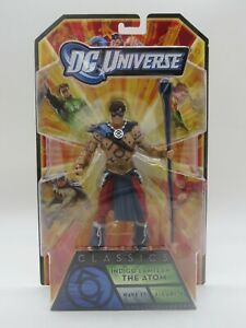 DC Universe Classics Indigo Lantern The Atom Wave 17 Action Figure Sealed
