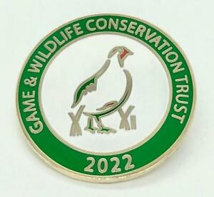 2022 GWCT Supporters Badge