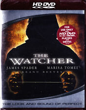 THE WATCHER (HD DVD, 2007) Requires HD-DVD Player, Please read description New