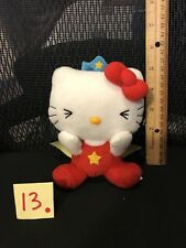 Hello Kitty Super Girl Hero Plush