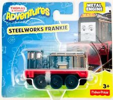 "Fisher Price Thomas And Friends Adventures ""Steelworks Frankie"" DIECAST Engine"