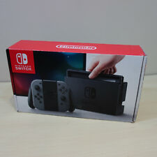 LOT OF 10 x Nintendo Switch Gray Joy Con System Console EMPTY RETAIL BOX ONLY