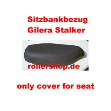 Sitzbank-Bezug für Gilera Stalker, Handgenäht in Deutschland