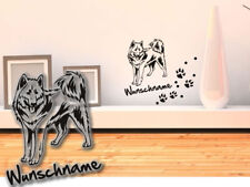 Wall Tattoo Canadian Eskimo Dog Canadian Eskimo Dog h111 request text