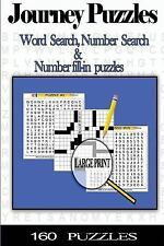Word Search,Number Search and Number Fill-In Puzzles :160 Puzzles by G....